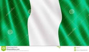 Nigerian Flag Nigerian Flag Stock Illustration Image Of Ripple Nobody 7958711