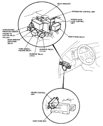 honda legend wiring diagram and electrical system troubleshooting
