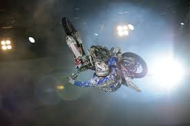 freestyle motocross movies gresham man thrills in nuclear cowboyz freestyle motocross show