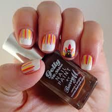 thanksgiving nails designs dahlia nails november 2014