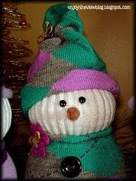Diy Sock Snowman 18 Best Snow Babies Images On Pinterest Sock Snowman Christmas
