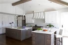 white modern kitchen with gray wash wood floors modern 22 gray