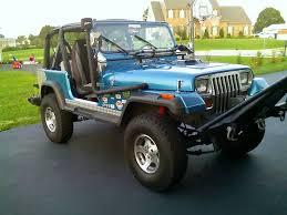 jeep yj snorkel 87 thru 95 wrangler snorkel