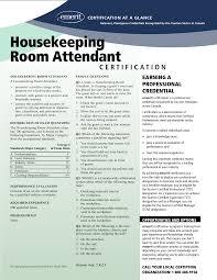 Hotel Housekeeping Resume Sample by Housekeeping Resume Sample Resume For Your Job Application