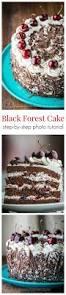 authentic black forest cake schwarzwald kirsch kuchen recipe