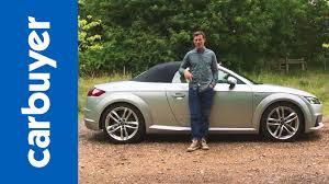 audi tt convertible audi tt roadster review carbuyer