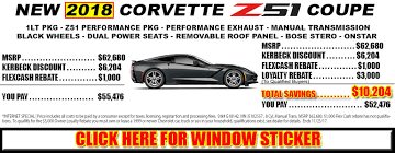 kerbeck corvette reviews corvette by kerbeck 2018 corvette for sale 1 largest corvette