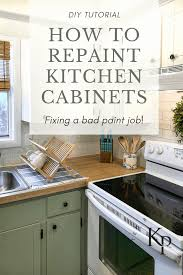 what of paint to use on kitchen cabinet doors how to repaint kitchen cabinets painted by payne