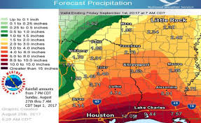 Mexico Precipitation Map by East Texas Bracing For Heavy Rain In Hurricane Harvey Fallout