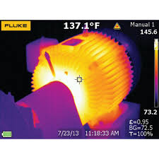 ir camera fluke flk ti400 9 hz 20 up to 1200 c 320 x 240 pix