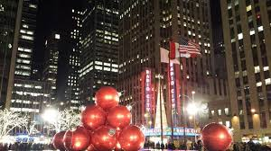 new york city and times square new years the big apple