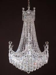 Best Crystal Chandelier 7 Best Small Crystal Chandelier Images On Pinterest Chandelier