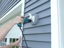 vinyl siding light mount install a flag pole bracket on vinyl siding home construction