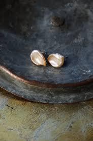 bridesmaid pearl earrings keishi pearl blush bridal earrings pillow book design