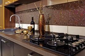 cuisine atypique d o crédence cuisine moderne pour un intérieur chic et original