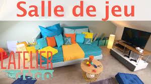 Deco Salle De Jeux Decoration Salle De Jeu Meilleures Images D U0027inspiration Pour