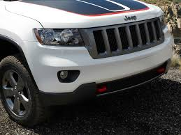 white and black jeep wrangler introducing the 2013 jeep grand cherokee trailhawk the jeep blog