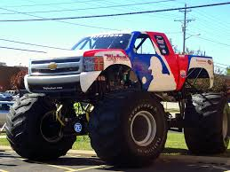 Bigfoot Monster Truck In Marshfield Wi Flickr