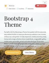 simple free web templates 33 awesome free html5 bootstrap templates 2017 bootstrap 4 theme responsive bootstrap template