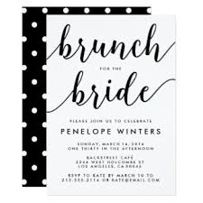 bridal shower invitations brunch custom wedding bridal shower invitation cards postcards