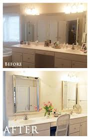 How To Remove Bathroom Mirror A Year Of Diy Blog Posts From 11 Magnolia Lane 11 Magnolia Lane