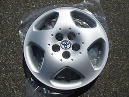 2004 toyota corolla hubcaps one 2003 2004 toyota corolla s hubcap wheel cover ebay