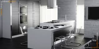 nice midcentury all white kitchen furnishings ideas with white