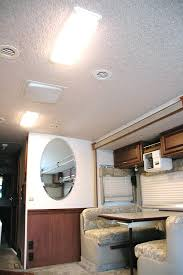 replace fluorescent kitchen light amazon com cabin bright 15 18 inch 12 volt led fluorescent tube
