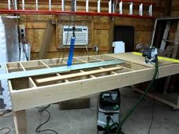portable track saw table festool track saw workflow youtube