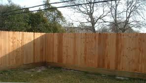 How To Build A Backyard How To Build A Backyard Wooden Fence Homesteady