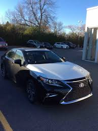 lexus es300h new 2017 lexus es300h cvt for sale in kingston lexus of kingston