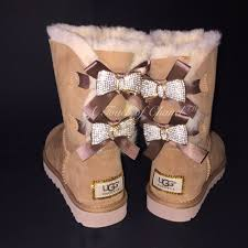 ugg boots sale with bow boots outlet only 39 for gift press picture link