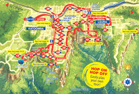 hop on hop sydney australia drive up to the blue mountains national park shopping in three