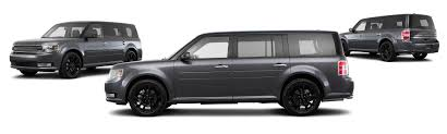 ford crossover black 2017 ford flex awd sel 4dr crossover research groovecar