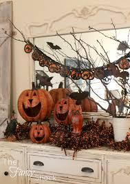 the fancy shack halloween vignettes