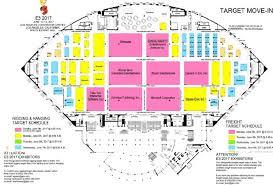 big floor plans e3 2017 floor plans indicate big nintendo presentation but microsoft