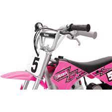 pink motocross bike razor mx350 24 volt dirt rocket electric motocross bike walmart com