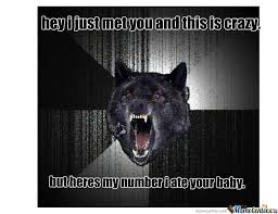 Wolf Meme - insanity wolf by dragonborn855 meme center