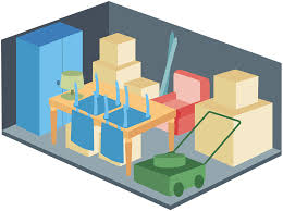 How Big Is 900 Square Feet by A 1 Self Storage Unit Size Guide