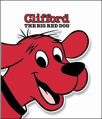 clifford the big red dog cliparts cliparts and others art