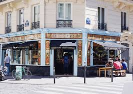 cuisiner 駱inards frais 巴黎自由行 饮食 必食 华丽rococo洛可可风格面包店 户外旅游