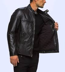 motorcycle suit mens new andrew marc ny mac mens black leather moto jacket u2013 buck u0026 zinkos