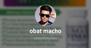obat macho プロフィール wantedly