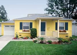 yellow exterior paint 54 cool yellow exterior house paint colors trendecor co