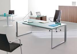 bureau en verre design bureau verre tremp prsentation bureau en verre design