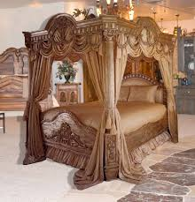 Vintage Canopy Bed Vintage Canopy Bed Furniture Favourites Pertaining To