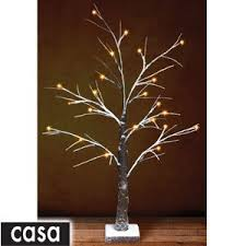 attractive table top led snowy tree brown co uk kitchen
