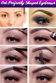 How To Fill Eyebrows 7 Tricks To Get Perfect Eyebrows How To Shape Thin Eyebrows For