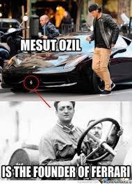 Ozil Meme - mesut ozil is immortal by bilal darwich meme center