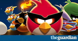 angry birds u0027leaky u0027 phone apps targeted nsa gchq